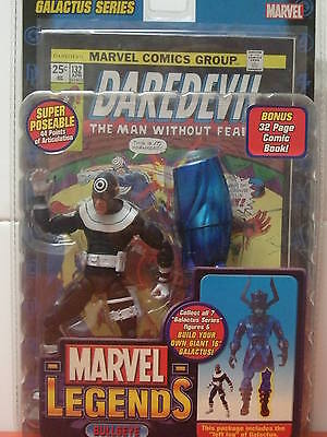 Action Figures Figur Figur Marvel Legends Galactus Series Bullseye Authentische Toybiz Neu Mint We Have Won Praise From Customers Toys & Hobbies