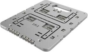 NEW! Streacom ST-BC1 Mini Silver Aluminium Open Benchtable