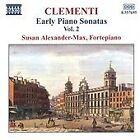 Muzio Clementi - Clementi: Early Piano Sonatas, Vol. 2 (2007)
