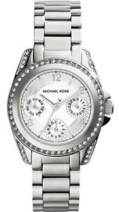 Michael-Kors-Woman-039-s-MK5612-Mini-039-Blair-039-Chronograph-Stainless-Steel-Watch