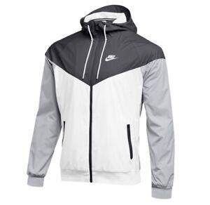 White Gray Nylon Glanz Large 898730 | eBay