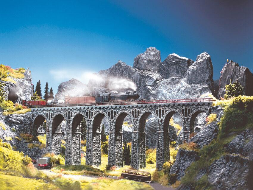 Ancora   34860   rottura Pietra VIADOTTO   modello ferroviario