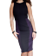 Ladies-Black-Work-Dress-Size-8-10-12-14-16-18 thumbnail 4