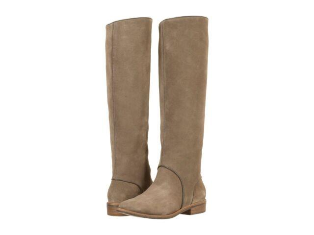 6f4c44ea750 Women's UGG® Gracen Suede Block Heel Riding Boots, 1017344 Sizes 6-10 Mouse