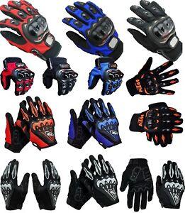 New-Pro-Biker-Moto-Cross-Scooter-Racing-Bicycle-Motorbike-Driving-Gloves-M-XXL