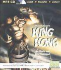 Merian C. Cooper's King Kong by Brad Strickland, Joe DeVito (CD-Audio, 2015)