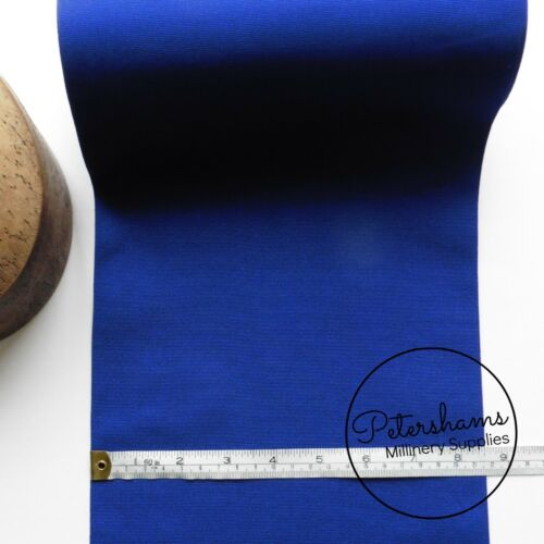 1m 8.6 inch Grosgrain Ribbon for Hats and Hat Making Super Wide 22cm