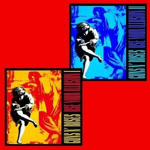 Guns N Roses Albums Bundle Use Your Illusion I Amp Ii