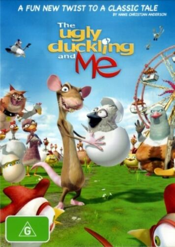 1 of 1 - The Ugly Duckling And Me (DVD, 2011)