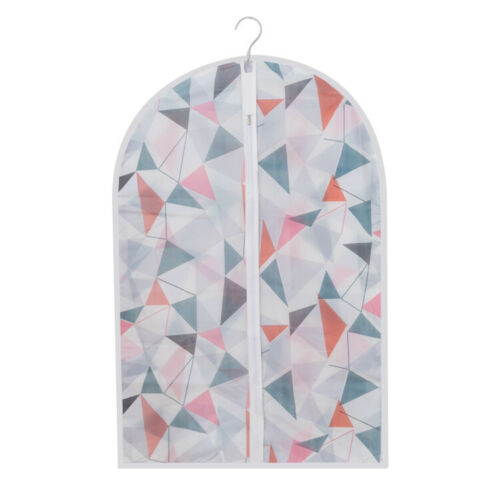 Details about  /Garment Clothes Covers Protector Breathable Dustproof Waterproof Hanging