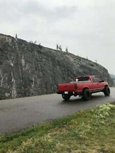 1996 Chevrolet Silverado 1500 cheyanne