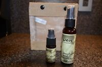 Wen Sweet Almond Replenishing Treatment Mist, Smoothing Gloss & Travel Pouch