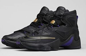 huge discount b3fdf 49fae Details about MEN NIKE LEBRON JAMES XIII BASKETBALL SHOES SIZE 11.5
