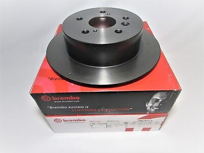 Toyota Brake Pads >> Factory Front 43512 24051 Brembo Rotors W Genuine Toyota Brake Pads 04465 22312 Ebay