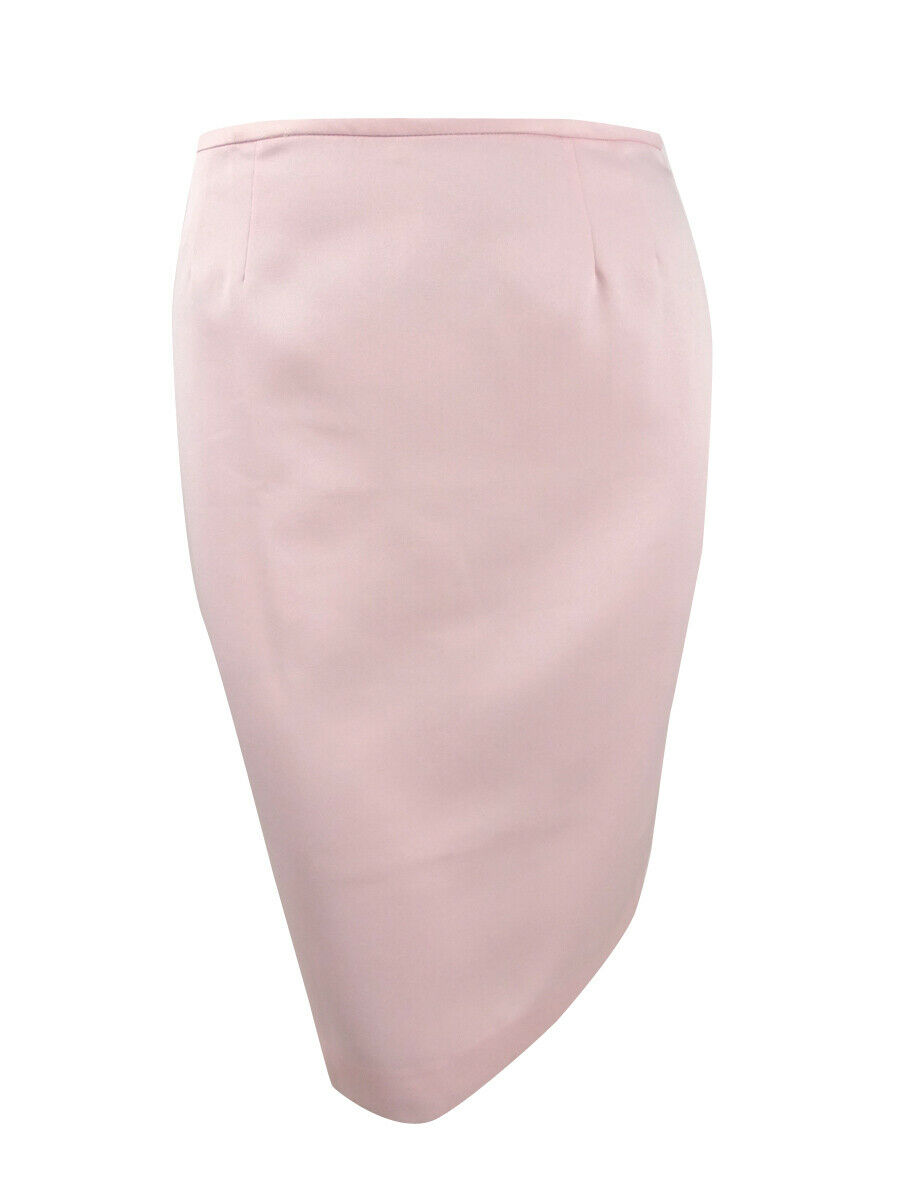 Le Suit Women S Sateen Skirt Tutu Pink 10 For Sale Online