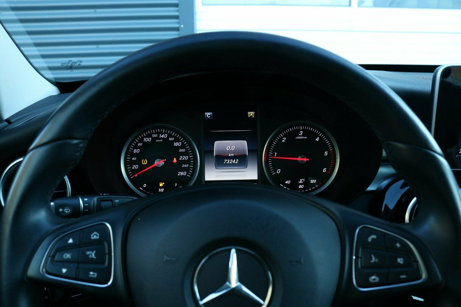 Mercedes C200 d stc.
