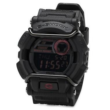 Casio G-Shock GD400-1CR Men's Black Resin Digital Sport Watch