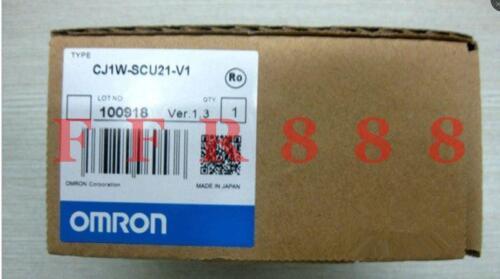 NEW OMRON Serial Communication Unit CJ1W-SCU21-V1 CJ1WSCU21V1