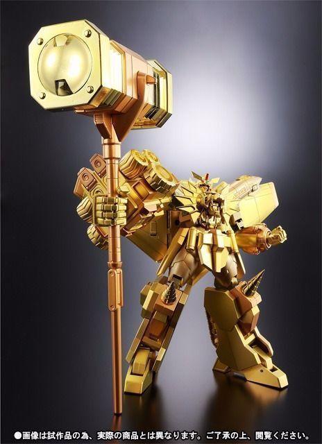 S. 65533; per Robot Cowokin Gaogaigar Dorado Destrucci-afscherming 65533; n Dios Ver Figura de Acci-gebieden 65533;.655533n;