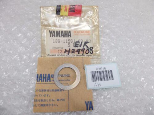NOS Yamaha Crank Shim 136-11561-00-03 DT125 MX125 TY175 YZ125 YCS1 AT1MX RD125