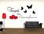miniature 1 - Adesivo famiglia Muro stickers murale alta durata alta qualità 2 colori