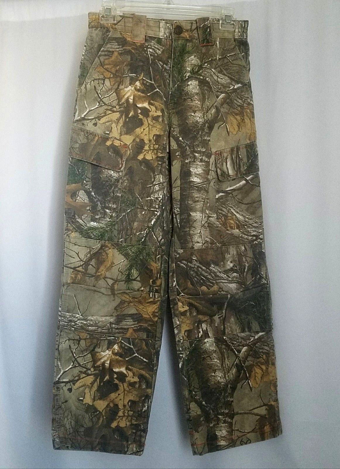 Redhead Camo Pants 26 x  26 Youth XL 14-16  Silent Hide Realtree  save 35% - 70% off