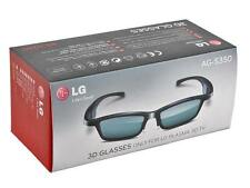 NEW LG AG-S350 Active 3D Glasses for 2012 LG 3D Plasma TVs Brille Gafas Lunettes