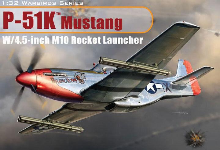 DRAGON 1 3 2 3224  velivolo Elica P-51K Mustang