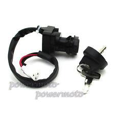 Quadracer Ignition Key Switch For Suzuki  LTR450 2006 2007 2008 2009  ATV Motor