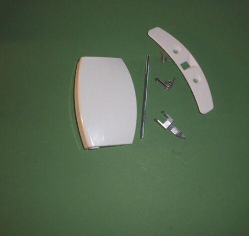 Reparaturset WEISS  für AEG Electrolux Waschmaschine  405508700 Türgriff