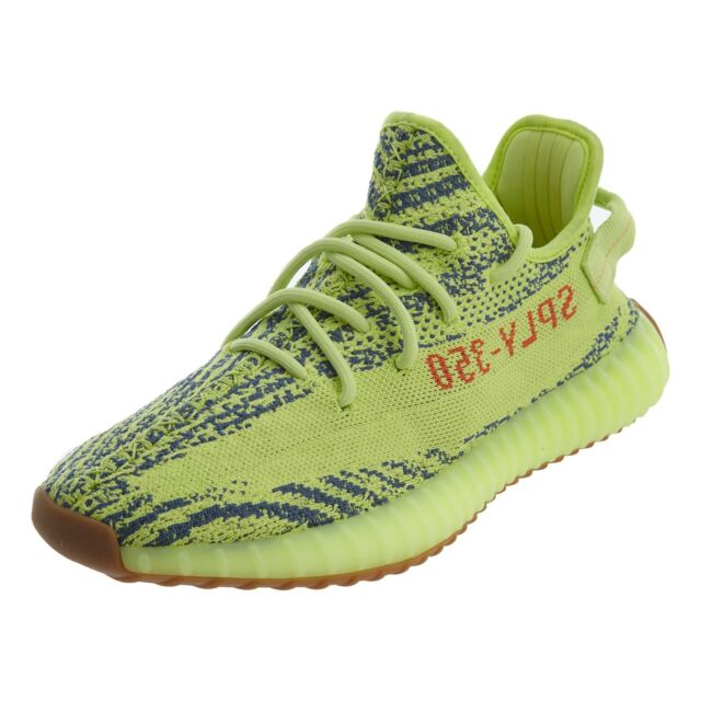 931892e2d adidas Yeezy Boost 350 V2 Semi Frozen Yellow Size 7.5m 100 Authentic ...