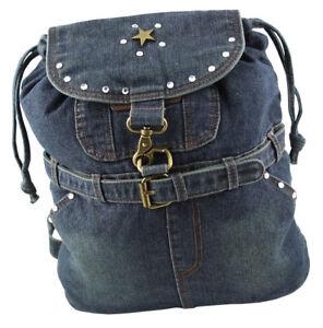 Swarovski Western speicher Sac Avec À Jeans 04 Strass Bleu Dos Foncé Éléments q4qHzw