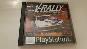 V-Rally-2-Championship-Edition-PlayStation-1-1999-PS1-PAL-UK-European-Complete