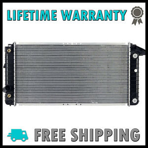 Radiator For 93-02 Cadillac Eldorado DeVille Fast Free Shipping Great Quality