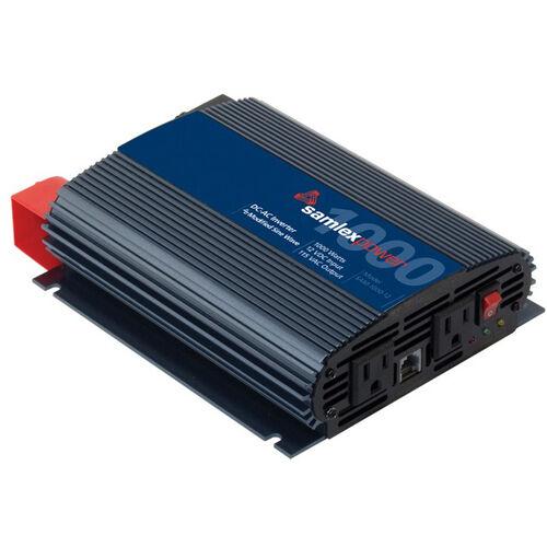 Samlex SAM-1000-12 1000W 12VDC Input 115VAC Output Modified Sine Wave Inverter