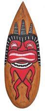 Deko Surfboard TIKI Hawaii für Theke Hobbyraum Lounge oder Restaurant 50cm