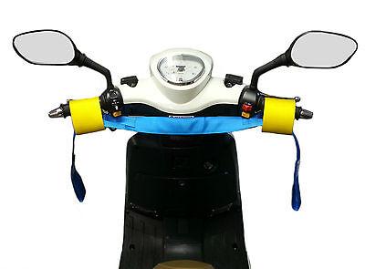Motorcycle/Scooter/Moped/Bike/ATV Easy Tie-Down Helper Handlebar Strap