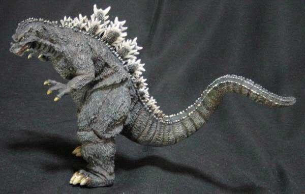 RARE Godzilla 1994 (VS Space Godzilla) 13 cm (Kaiyado Vers.) Unpainted Kit