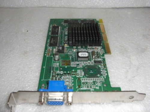 IBM NVIDIA Riva TNT2 M64 09N5033 32MB AGP 4x 8x Graphics Adapter For Sale Online