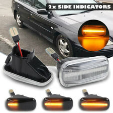 For 2001 2009 Honda Civic Accord Clear Amber Led Turn Signal Side Marker Lights Fits Rsx