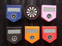 Dart Sharpeners Permapoint Choice Of Colours & Dartboard Sharpen Up Your Game
