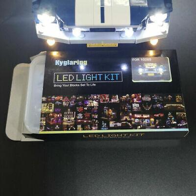 *** Led Beleuchtung Kit Für Lego Creator Ford Mustang 10265 *** Dhl - Paypal Chinesische Aromen Besitzen