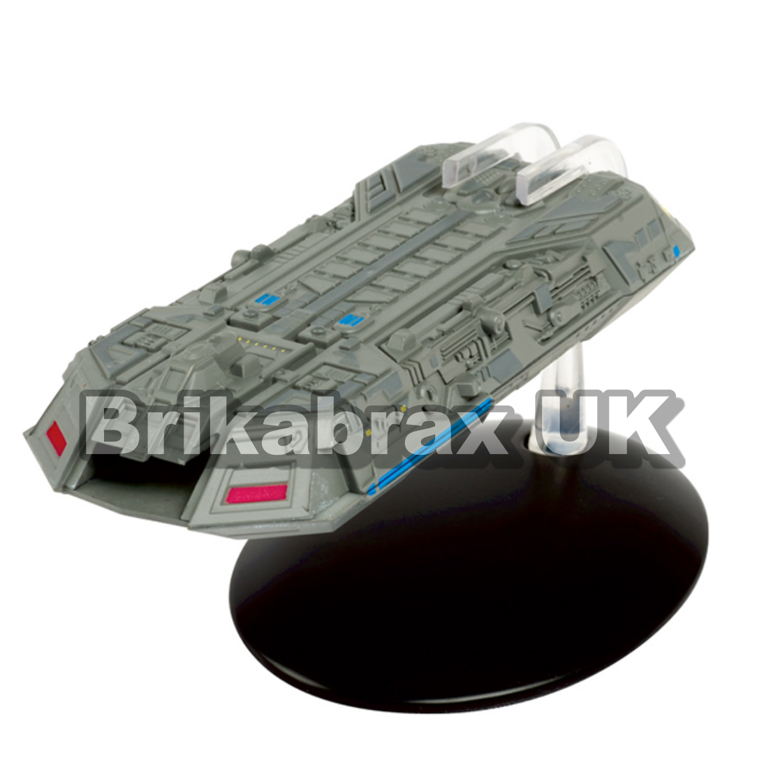 Issue 85 Federation Holoship