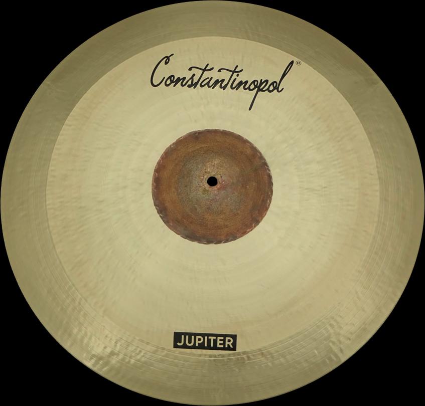 Constantinopol JUPITER RIDE 22  - B20 Bronze - Handmade Turkish Cymbals