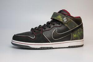 hot sales 4a227 69a67 Image is loading Nike-Dunk-Mid-Elite-SB-034-Nitraid-034-