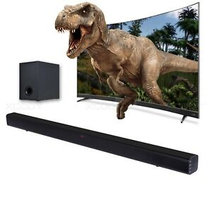 2-1-Ch-Home-TV-Speaker-TV-Sound-Bar-Wireless-Bluetooth-Sound-Box-w-Subwoofer