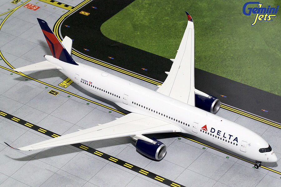 Delta Airbus A350-900 N502DN Gemini Jets G2DAL753 Scale 1 200