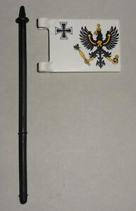 Feldzeichen Flagge Banner 1x Fahne Raubritter 22622