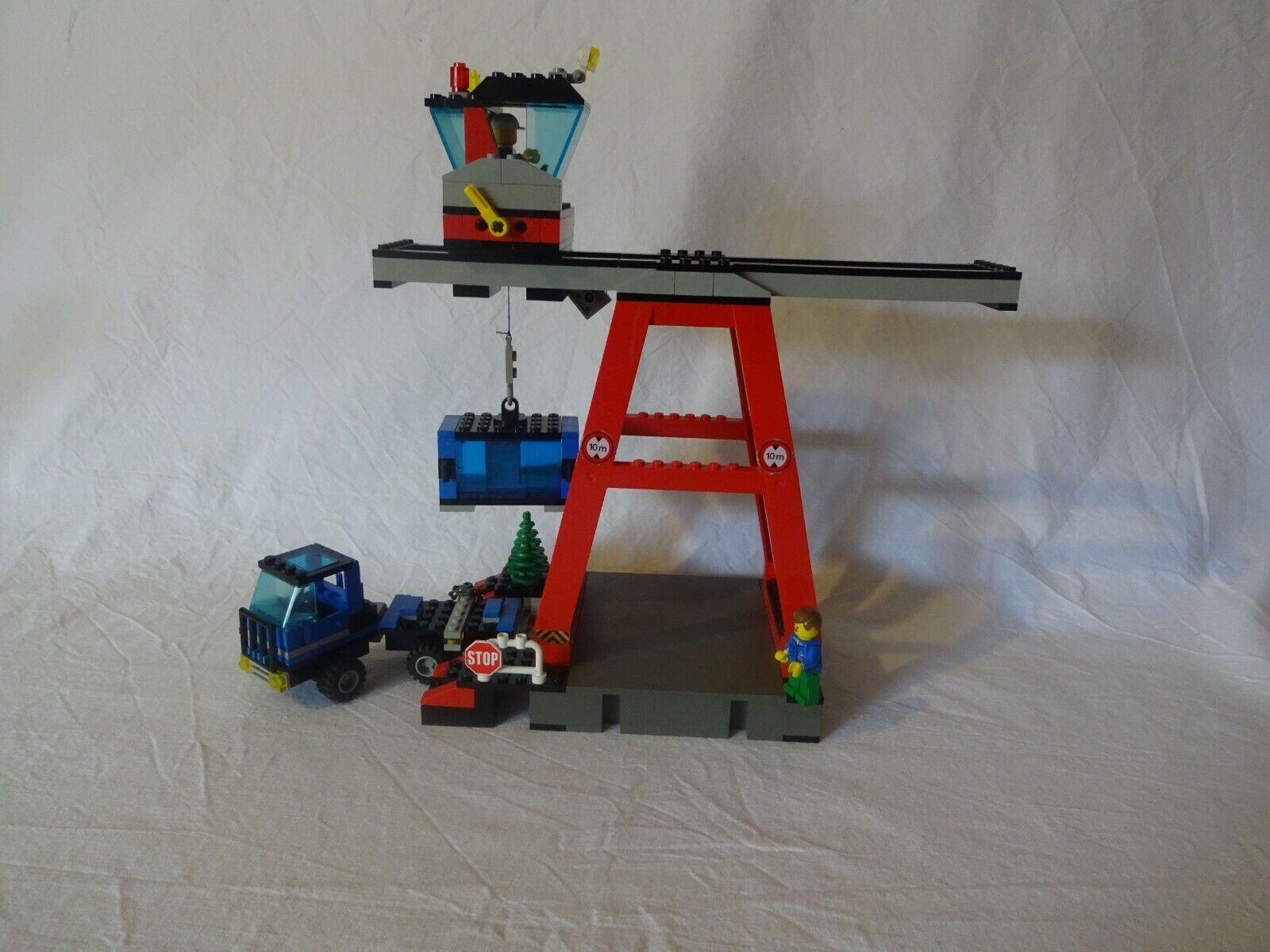 Lego City  Trains 4557 Freight ChargeHommest Station  économisez 60% de réduction et expédition rapide dans le monde entier
