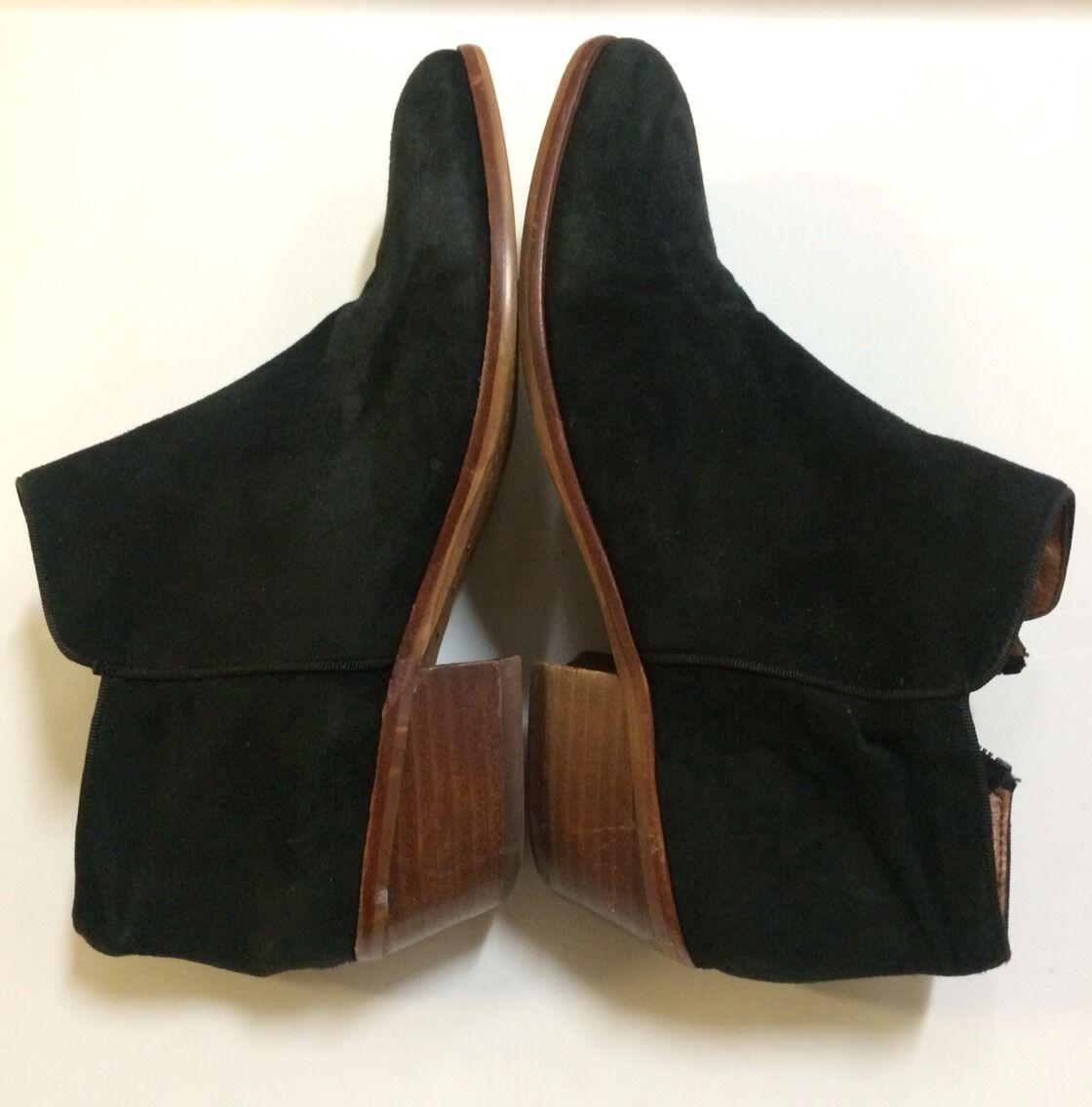 Sam Edelman Women's Black Suede Petty Ankle Ankle Ankle Boots Size 6 89d2de